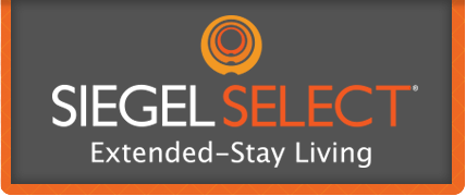 Siegel Select extended stay apartments in AL, AZ, MS, NV, NM, TN, TX and LA