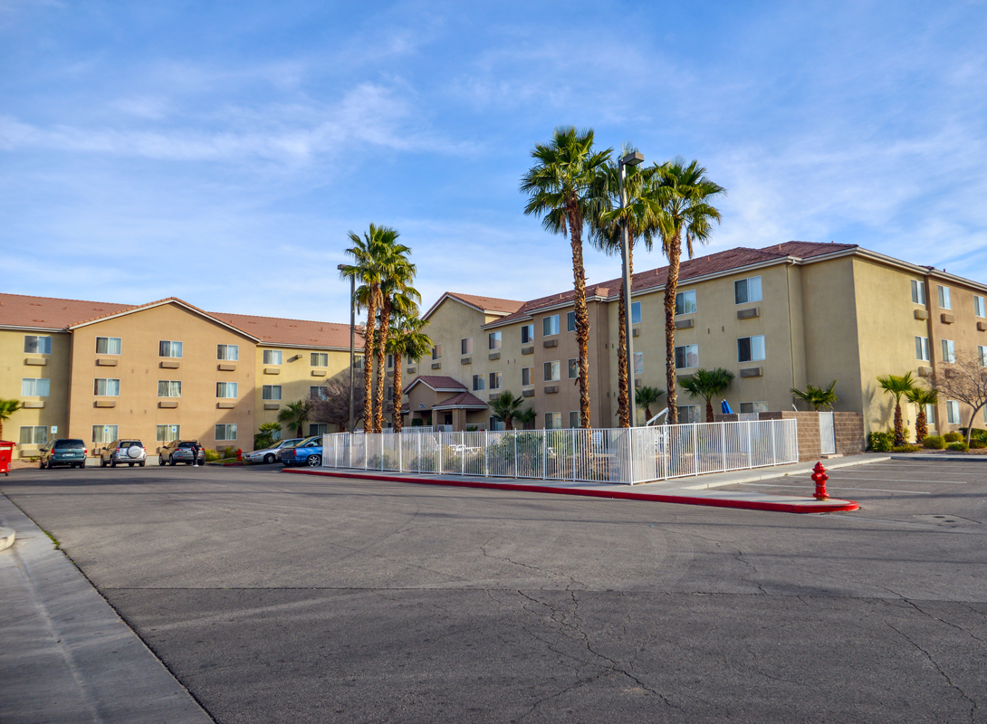 Extended Stay Las Vegas Blvd
