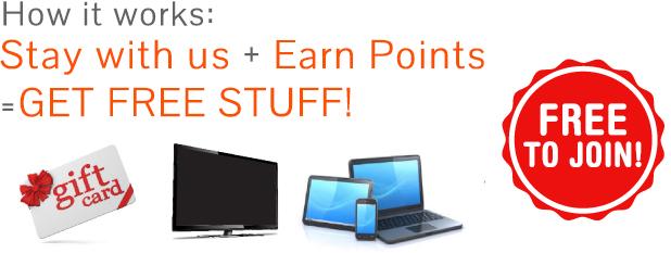 Siegel Rewards - Free to Join!