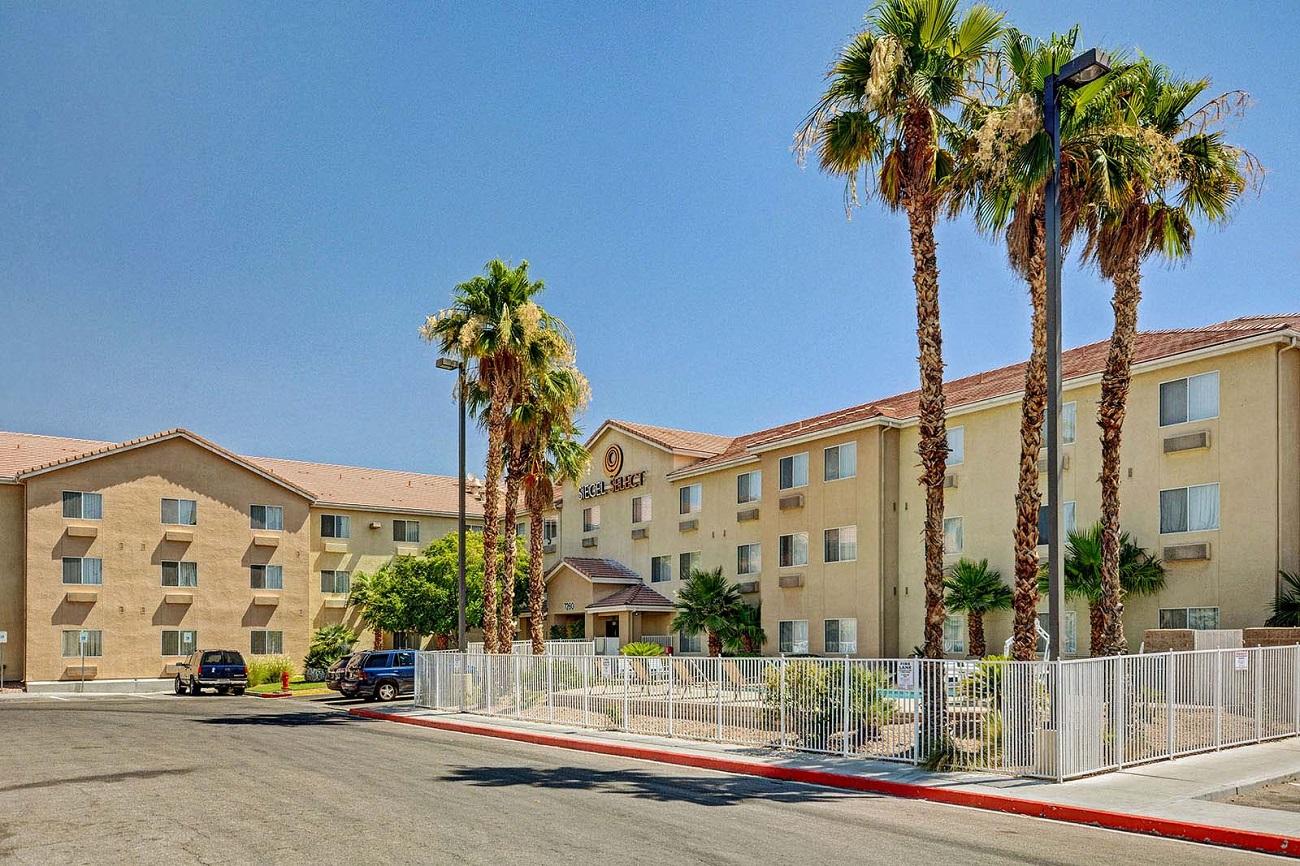 Siegel Select Las Vegas Blvd | Extended Stay Living : Siegel