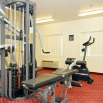 fitness center - Siegel Select Flamingo Rd Las Vegas low cost extended stay hotel suites & apartment rentals