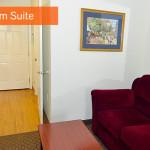 studio suite - Siegel Select Flamingo Rd Las Vegas low cost extended stay hotel suites & apartment rentals
