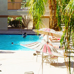 swimming pool - Siegel Select Casa Grande, AZ low cost extended stay hotel suites & weekly / monthly apartment rentals