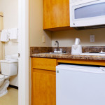 kitchen area - Siegel Select Casa Grande, AZ affordable extended stay hotel suites & apartment rentals