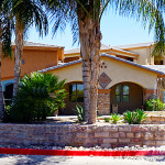 exterior - Siegel Select Casa Grande, AZ affordable extended stay hotel suites & weekly / monthly apartment rentals