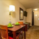 breakfast area - Siegel Select Memphis, TN affordable extended stay hotel suites & weekly / monthly apartment rentals