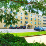 exterior - Siegel Select Alexandria, LA affordable extended stay hotel suites & weekly / monthly apartment rentals