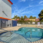 swimming pool - Siegel Select Flamingo Rd Las Vegas best priced extended stay hotel suites & apartment rentals