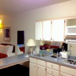 kitchen - Siegel Select Las Vegas Blvd. affordable extended stay hotel suites & apartment rentals