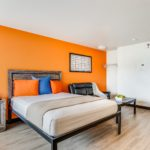 interior - Siegel Select Bossier City, LA affordable extended stay hotel suites & weekly / monthly apartment rentals