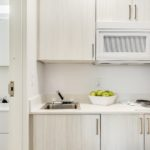 kitchen - Siegel Select Bossier City, LA best priced extended stay hotel suites & weekly / monthly apartment rentals