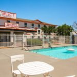 swimming pool - Siegel Select Albuquerque, NM best priced extended stay hotel suites & weekly / monthly apartment rentals