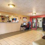 hotel lobby - Siegel Select Albuquerque, NM best priced extended stay hotel suites & weekly / monthly apartment rentals