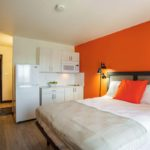 1 bed suite - Siegel Select Albuquerque, NM affordable extended stay hotel suites & weekly / monthly apartment rentals