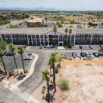 exterior - Siegel Select Tuscon, AZ best priced extended stay hotel suites & weekly / monthly apartment rentals