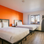 Siegel Select Albuquerque NM -  low cost extended stay hotel & apartment suites